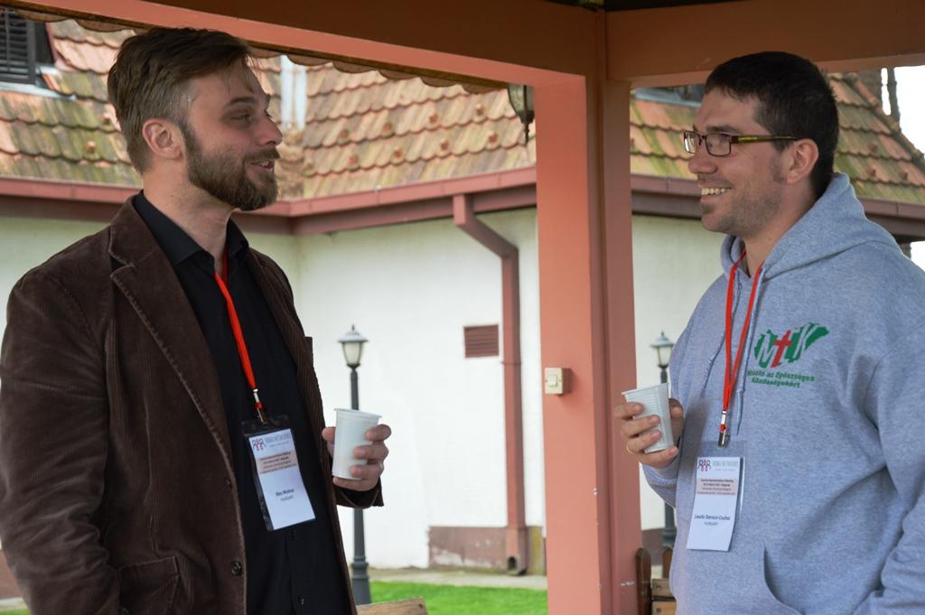 Roma Networks ország-képviselők találkozója Belgrádban 31
