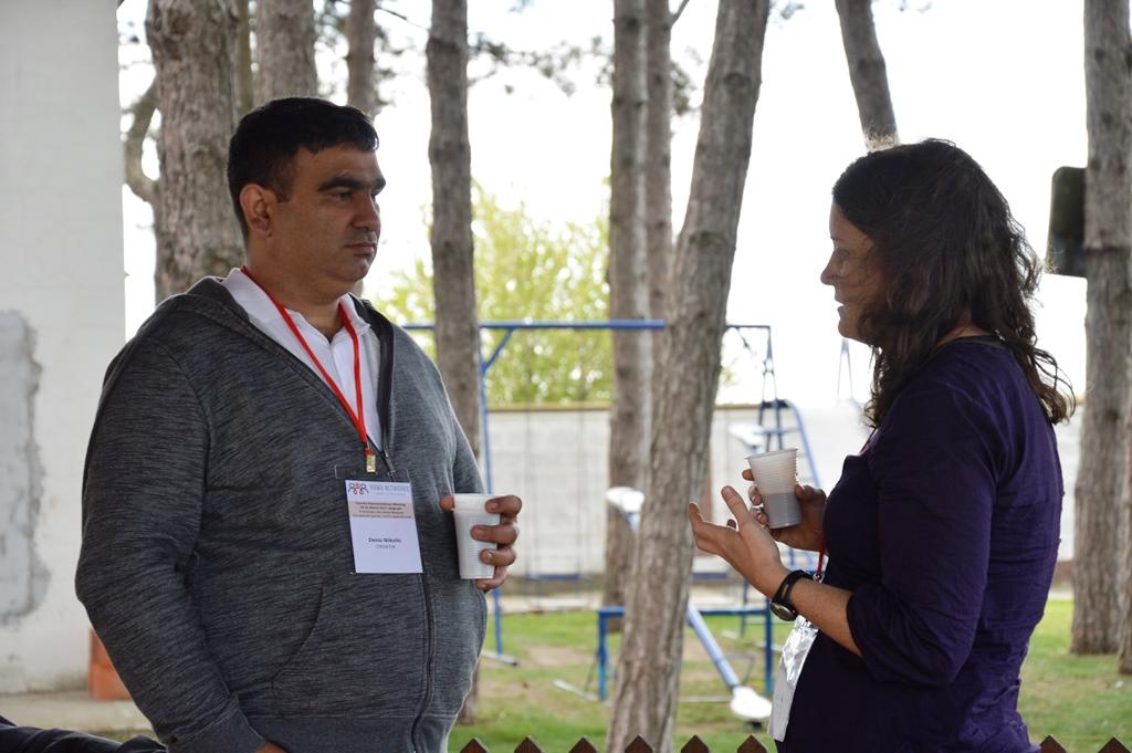 Roma Networks ország-képviselők találkozója Belgrádban 33