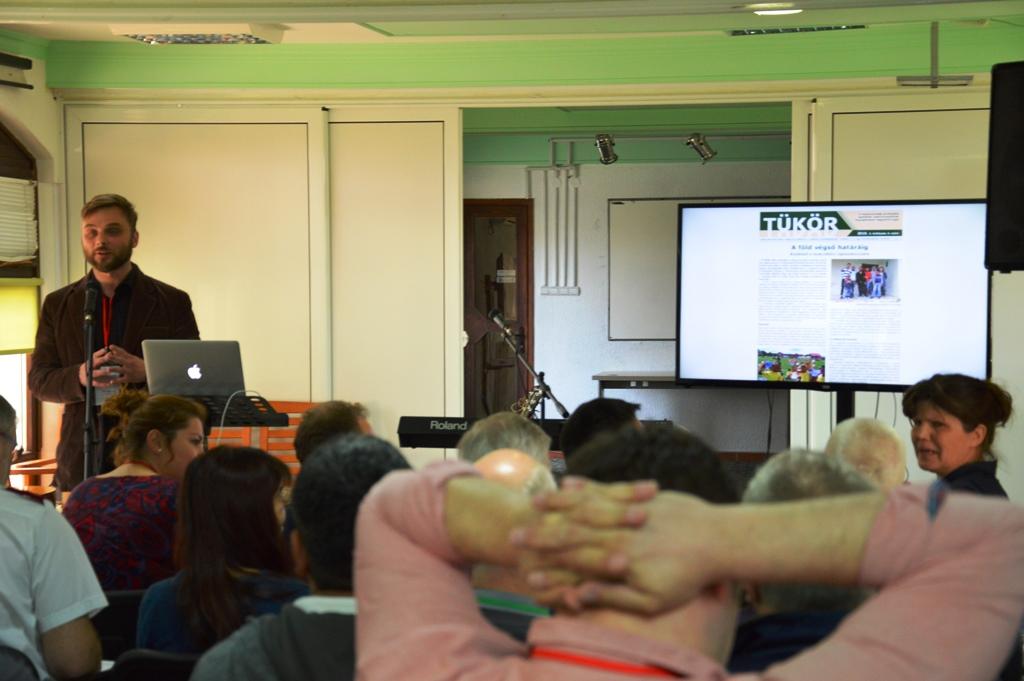 Roma Networks ország-képviselők találkozója Belgrádban 37