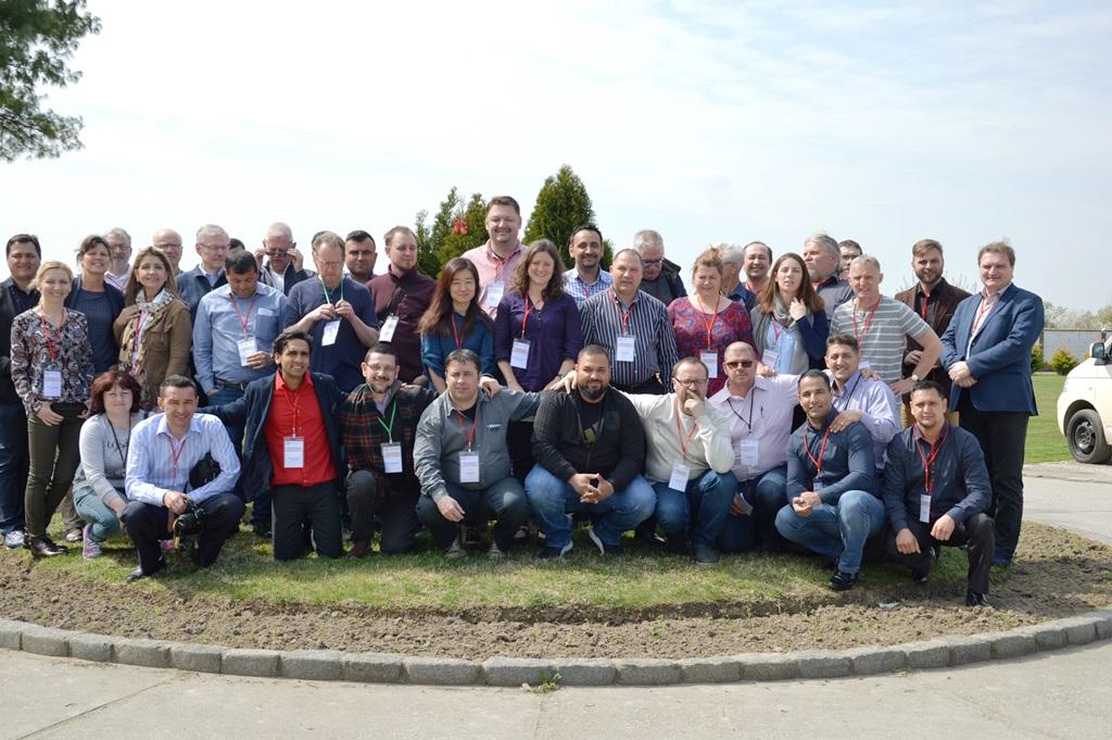 Roma Networks ország-képviselők találkozója Belgrádban 39