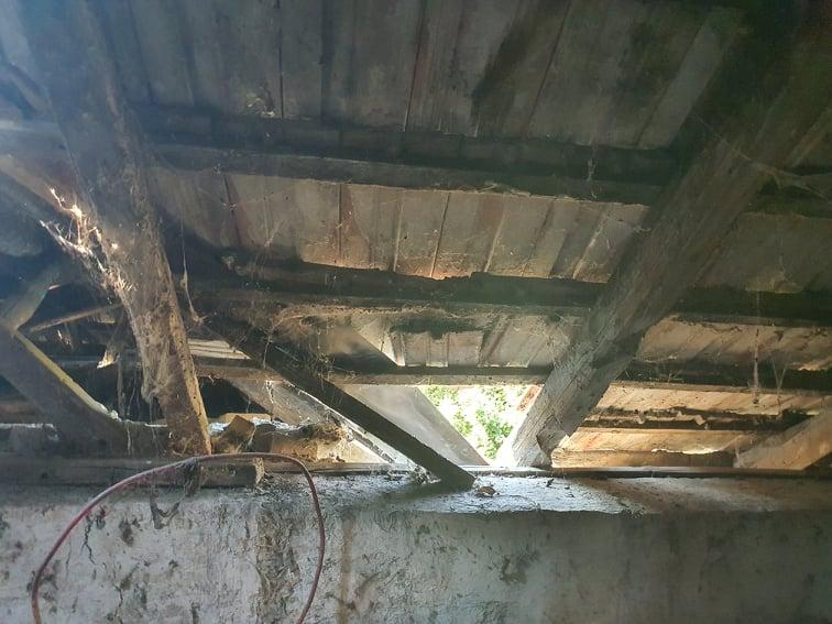 Magányosan élő hölgy otthonát tette újra élhetővé a Zákányszéki SZERETETPONT 8