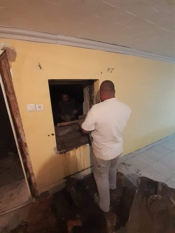 Raktárt épít és gyülekezetet újít fel a Nyírvasvári SZERETETPONT 21