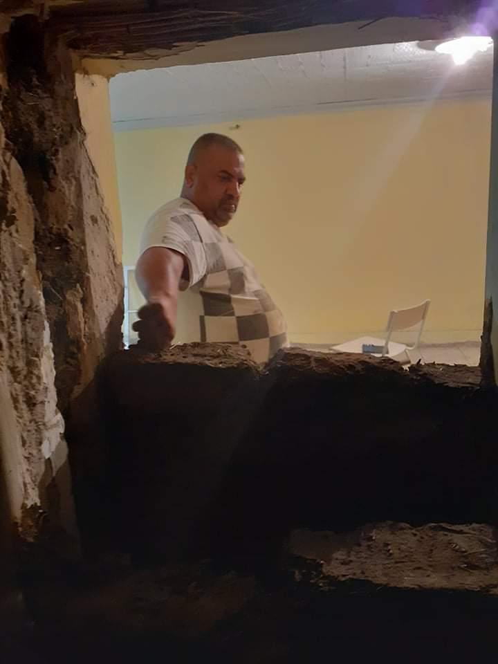 Raktárt épít és gyülekezetet újít fel a Nyírvasvári SZERETETPONT 23