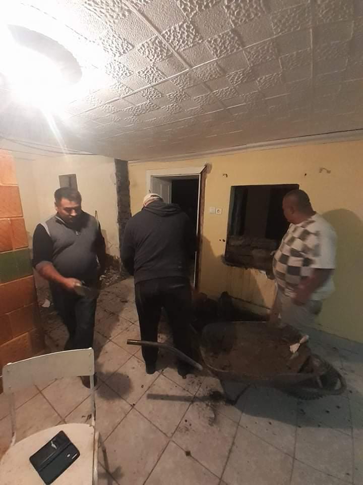 Raktárt épít és gyülekezetet újít fel a Nyírvasvári SZERETETPONT 25