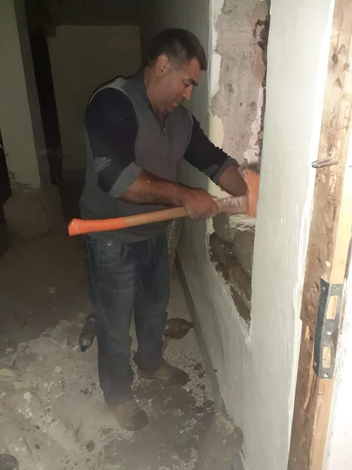 Raktárt épít és gyülekezetet újít fel a Nyírvasvári SZERETETPONT 13
