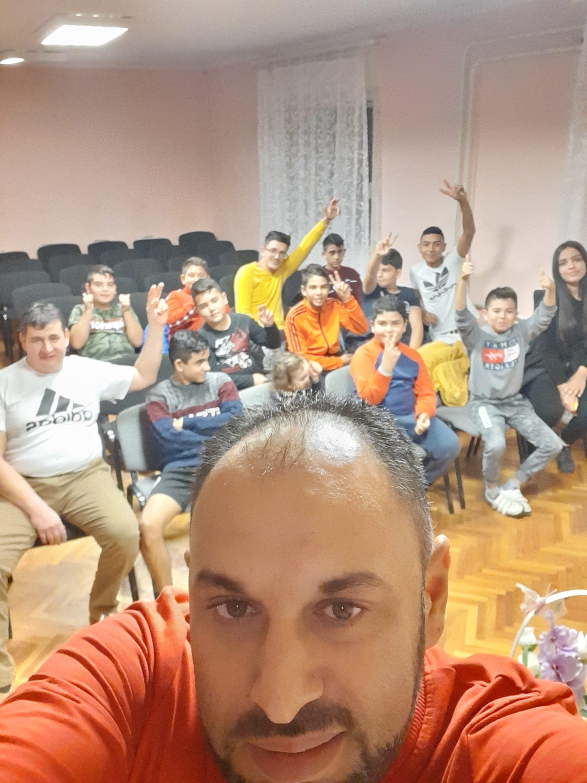 Menedék a fiataloknak - Nyírségi Ifjúsági Klub! 2