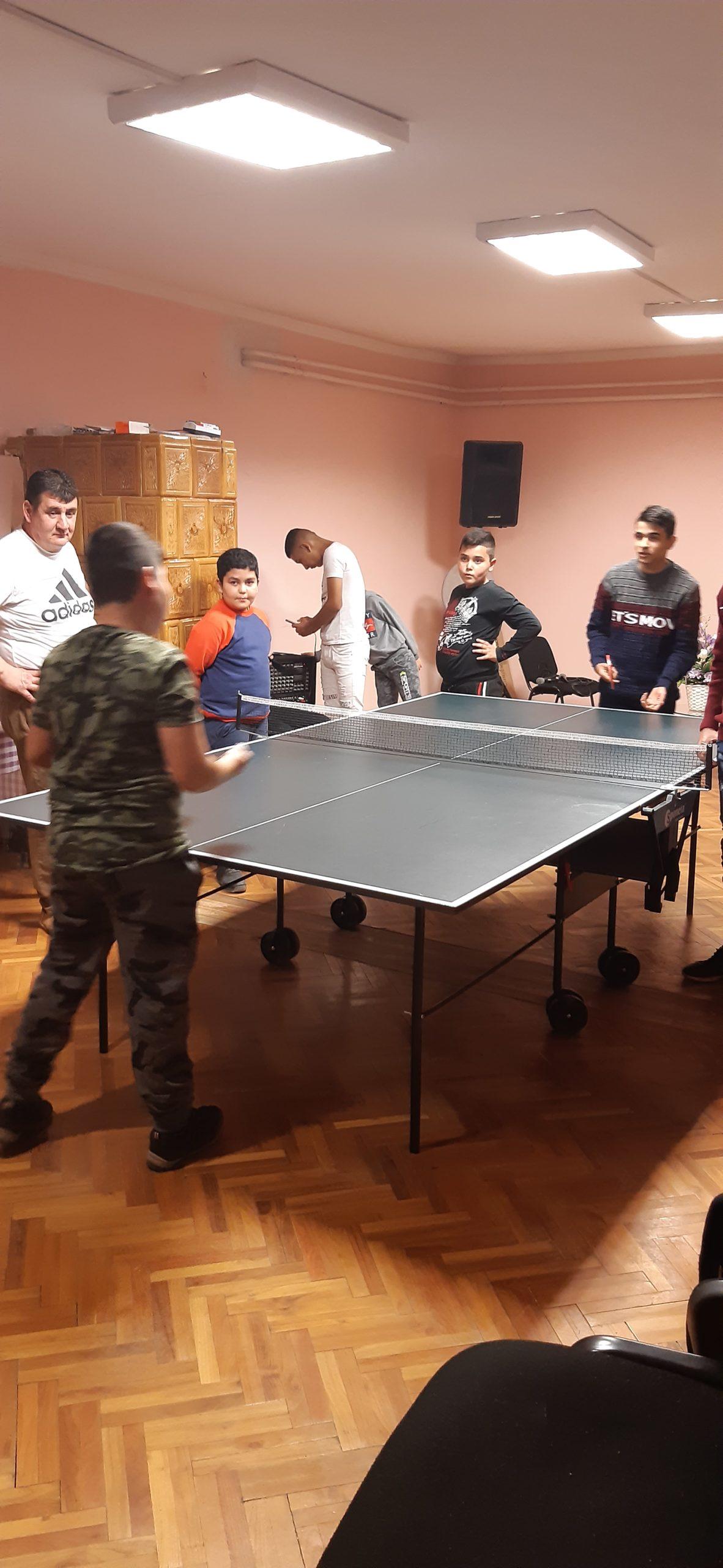 Menedék a fiataloknak - Nyírségi Ifjúsági Klub! 11