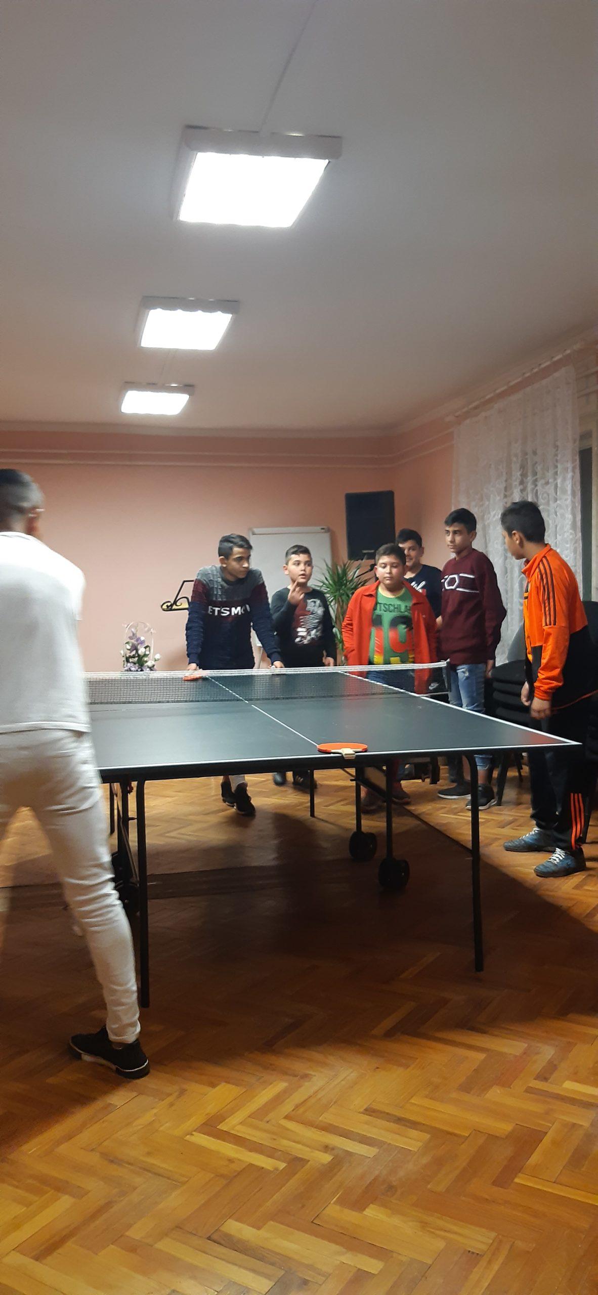 Menedék a fiataloknak - Nyírségi Ifjúsági Klub! 13