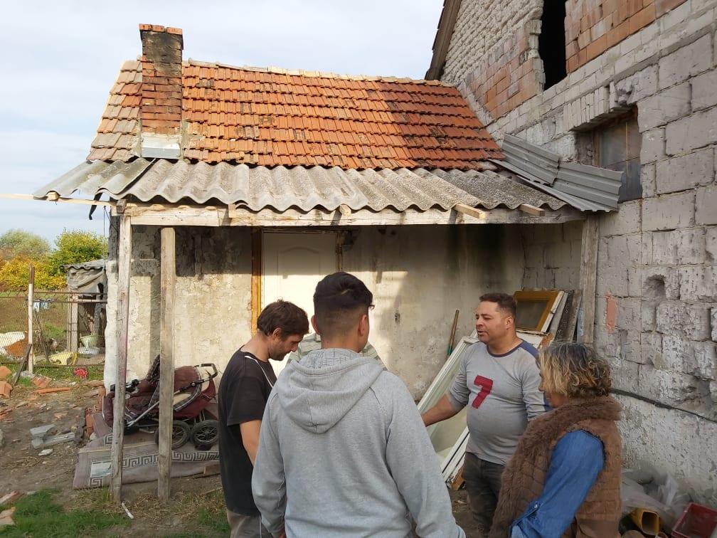 Ismét házat újított fel a Zákányszéki SZERETETPONT - Ezúttal egy kiskunmajsai házaspáron segítettünk 14