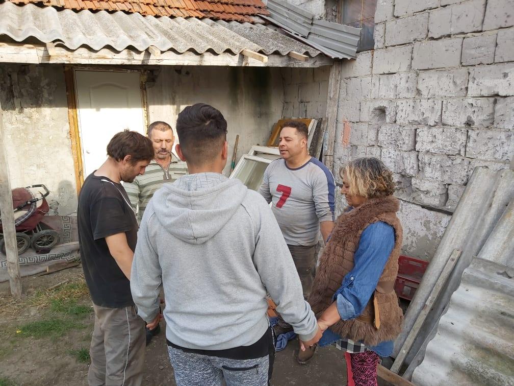 Ismét házat újított fel a Zákányszéki SZERETETPONT - Ezúttal egy kiskunmajsai házaspáron segítettünk 15