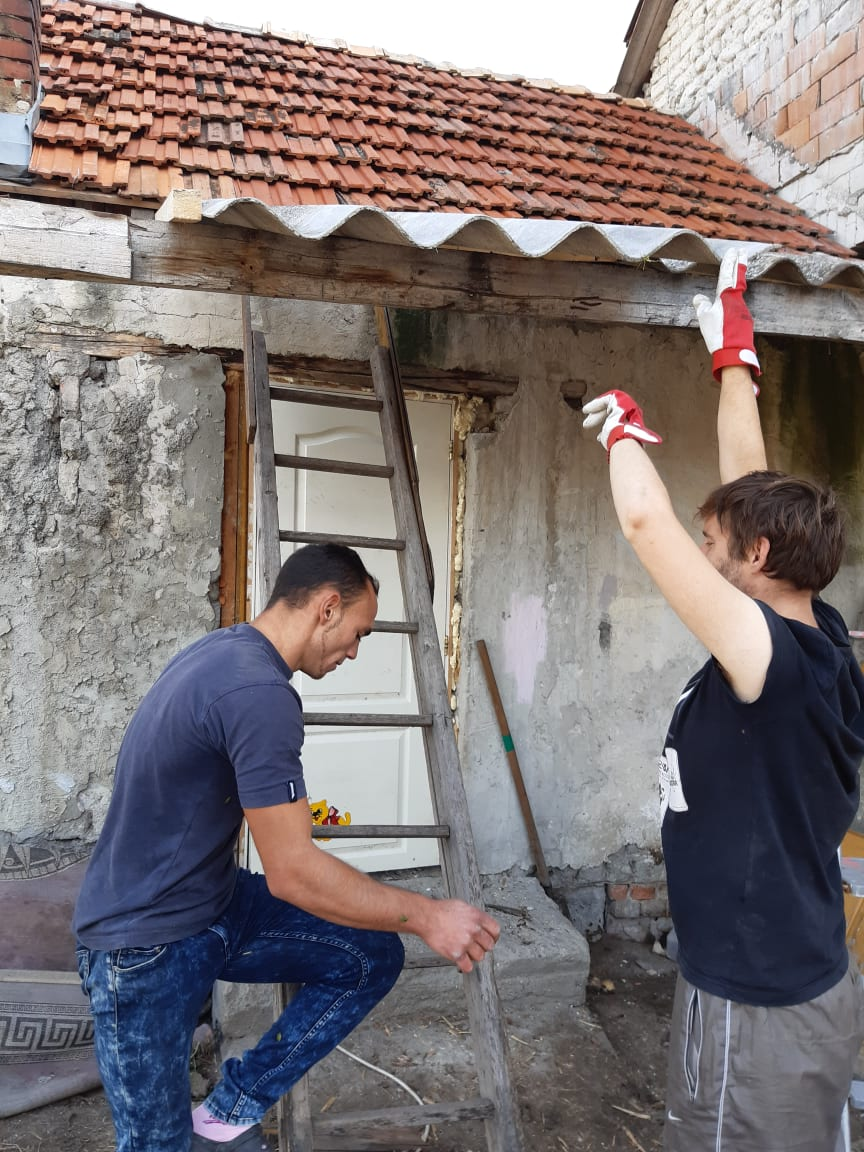 Ismét házat újított fel a Zákányszéki SZERETETPONT - Ezúttal egy kiskunmajsai házaspáron segítettünk 3
