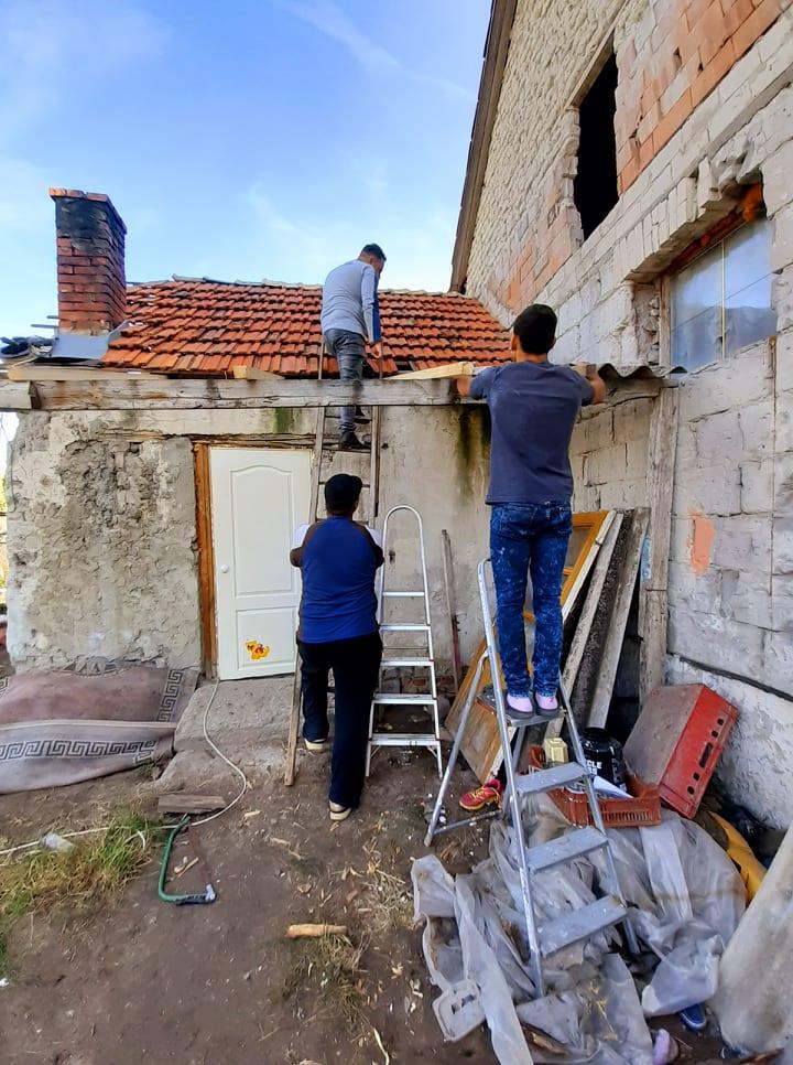 Ismét házat újított fel a Zákányszéki SZERETETPONT - Ezúttal egy kiskunmajsai házaspáron segítettünk 4