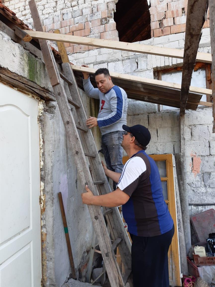 Ismét házat újított fel a Zákányszéki SZERETETPONT - Ezúttal egy kiskunmajsai házaspáron segítettünk 5