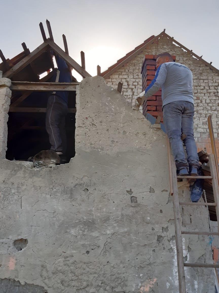 Ismét házat újított fel a Zákányszéki SZERETETPONT - Ezúttal egy kiskunmajsai házaspáron segítettünk 7