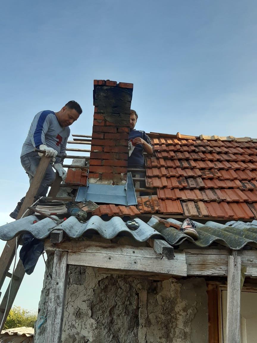 Ismét házat újított fel a Zákányszéki SZERETETPONT - Ezúttal egy kiskunmajsai házaspáron segítettünk 9