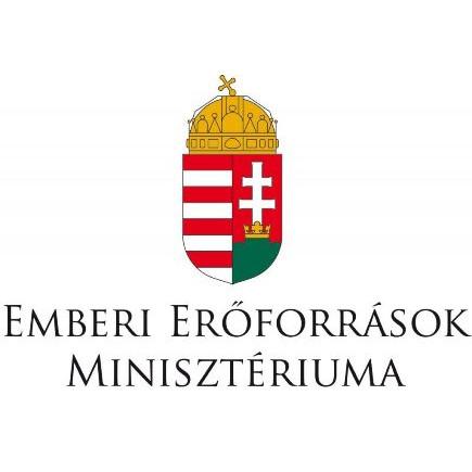 Emberi Erőforrások Minisztériuma logo (kicsi)