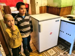 PCSZ adomány Kömlőn