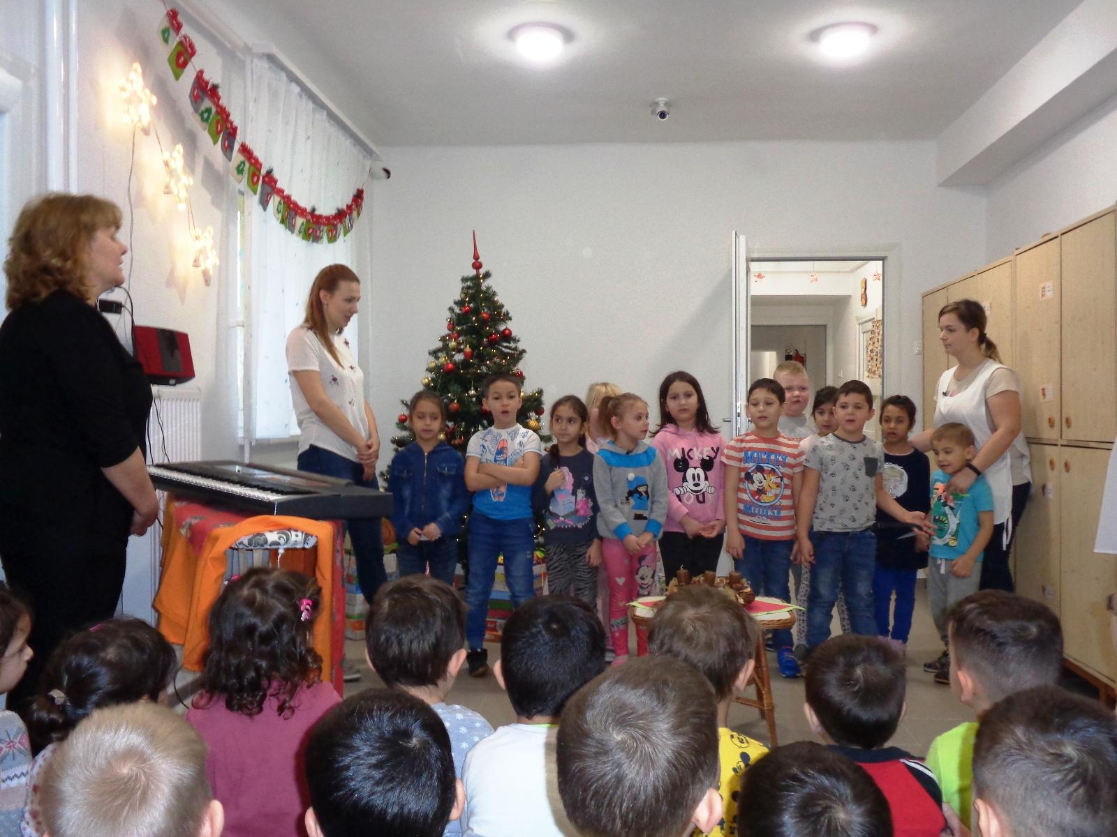 Ovis karácsony az Epreskertiben
