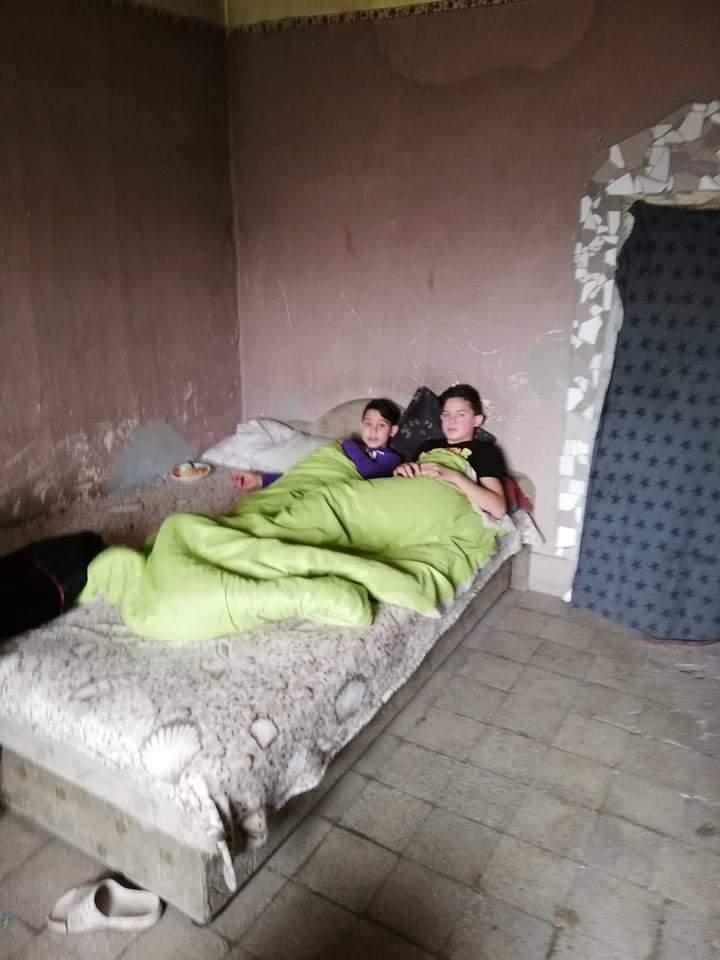 Egy besenyődi családnak segített a Nyírvasvári SZERETETPONT 1