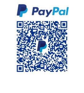 PayPal QR kód