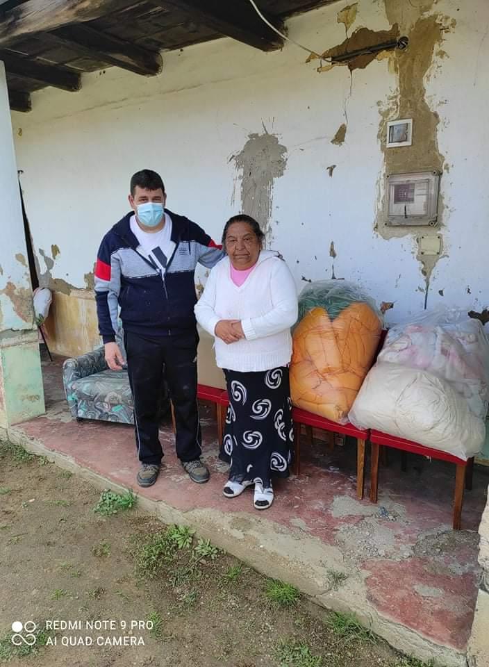 Bútorokat és televíziókészülékeket osztott a Nyírvasvári SZERETETPONT rászoruló családoknak 1