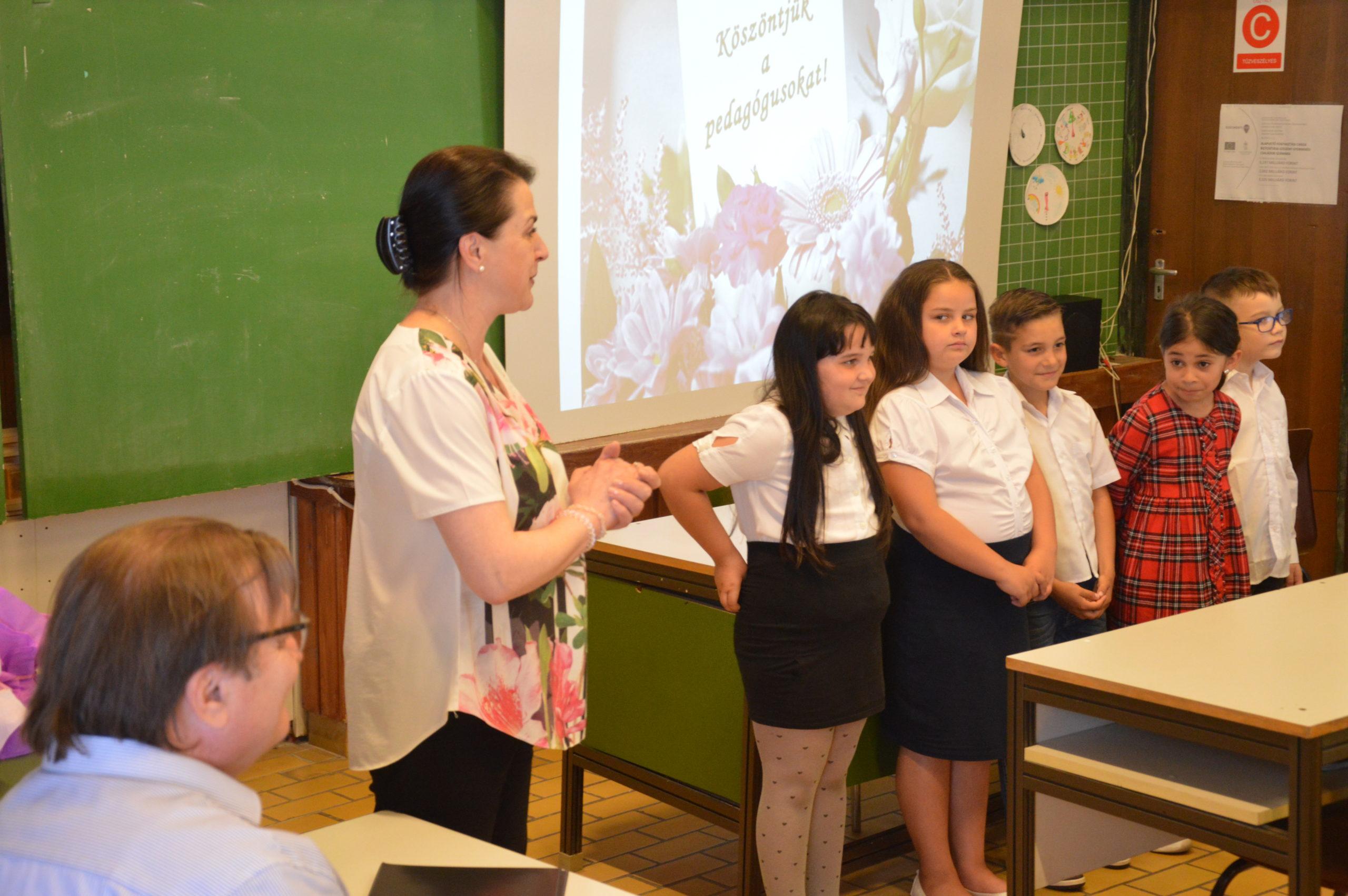 Pedagógusnap a Reményhírben 22