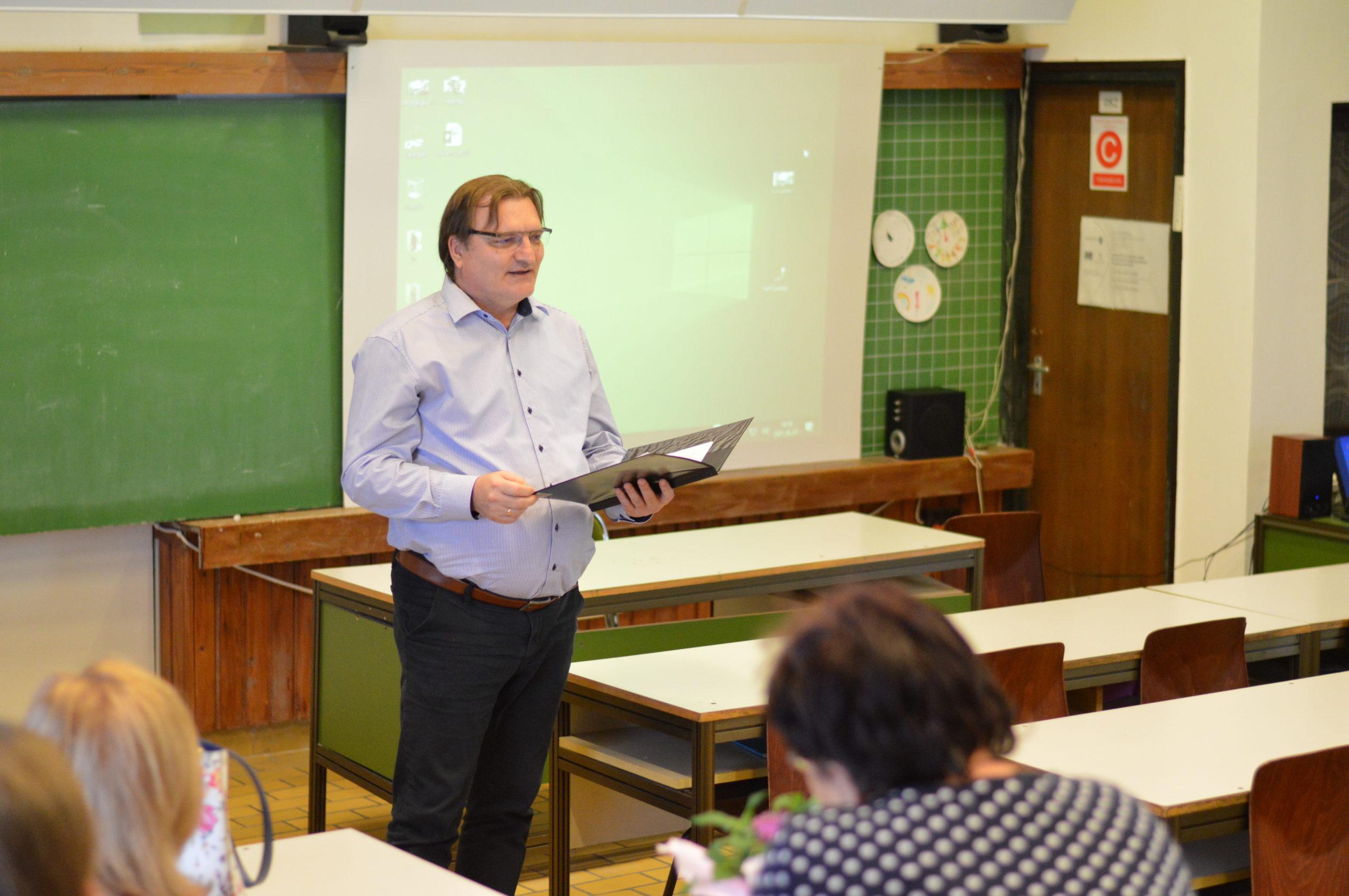 Pedagógusnap a Reményhírben 17