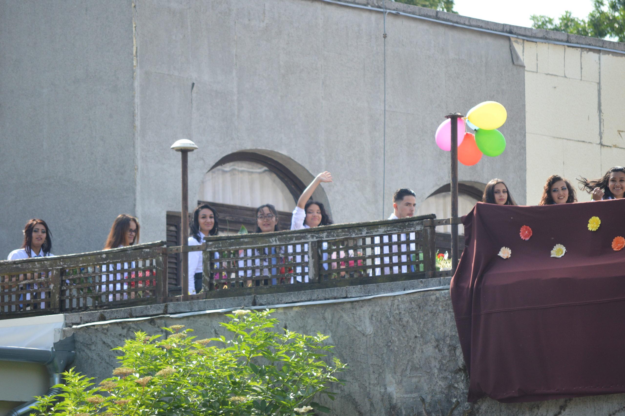 Elballagtak a Reményhír Intézmény végzős diákjai 1