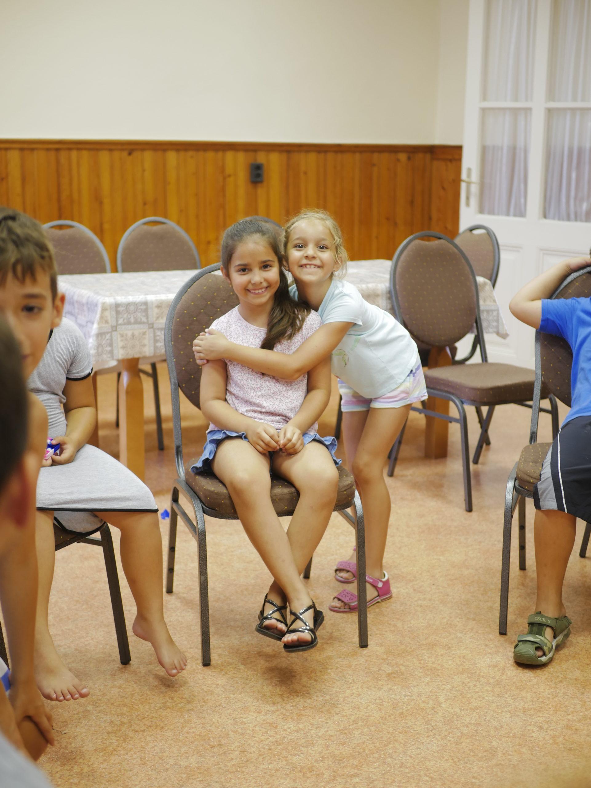 Napközis gyerektábor Kétegyházán 1