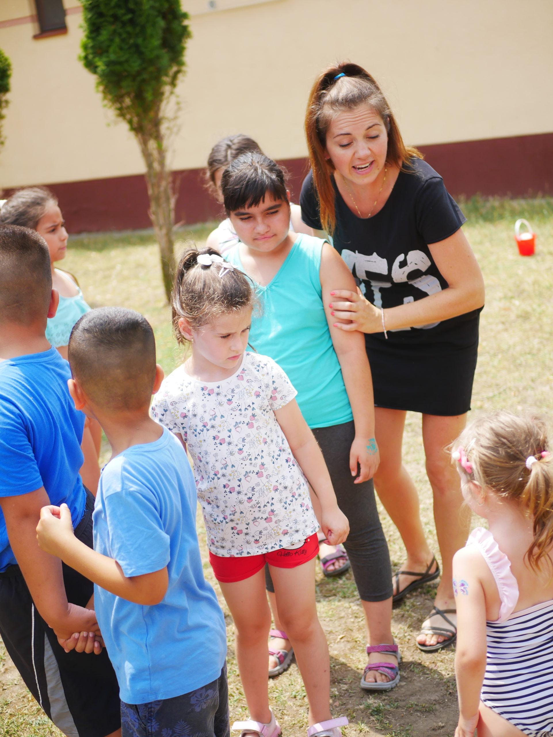 Napközis gyerektábor Kétegyházán 5