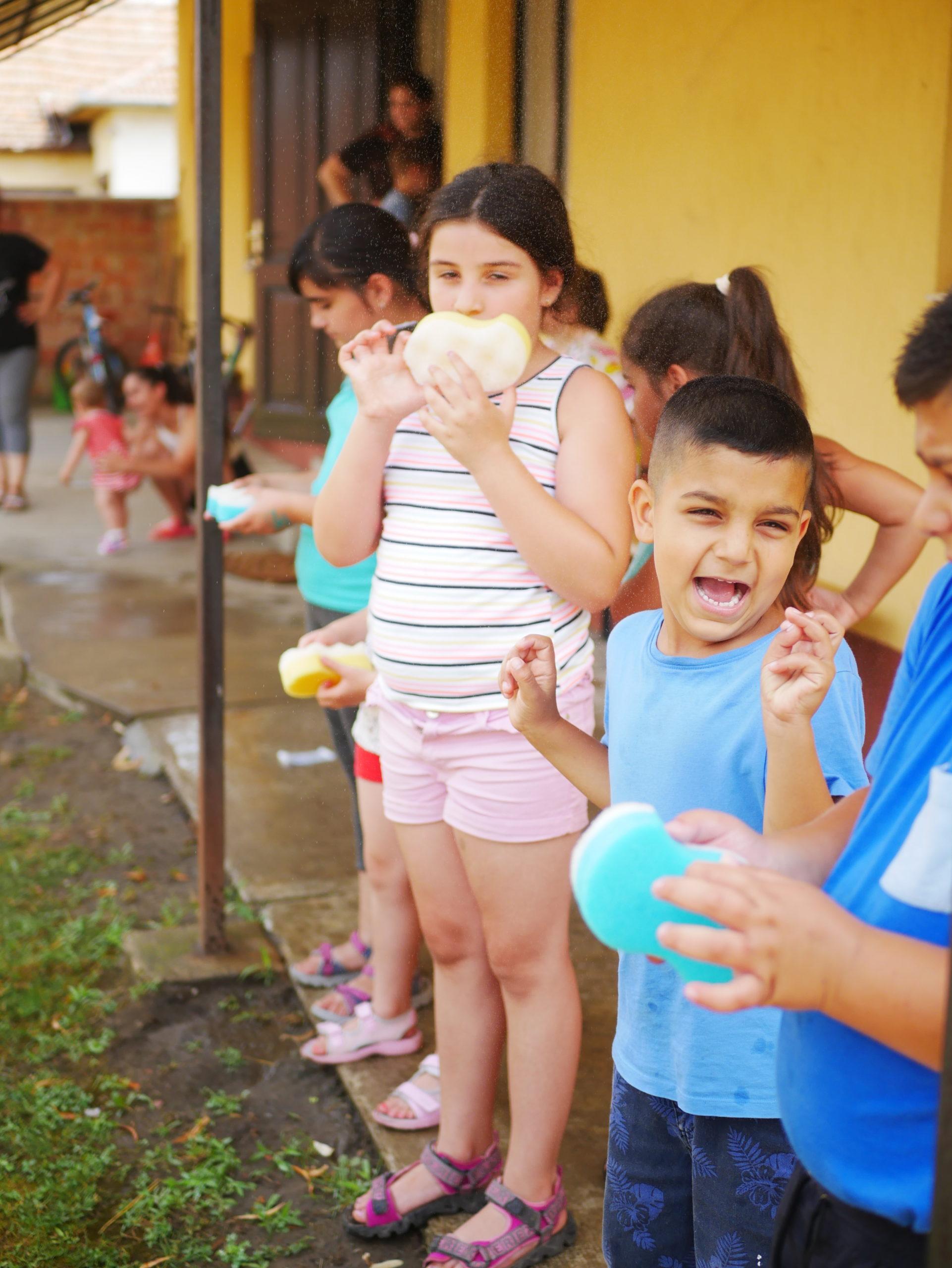 Napközis gyerektábor Kétegyházán 9