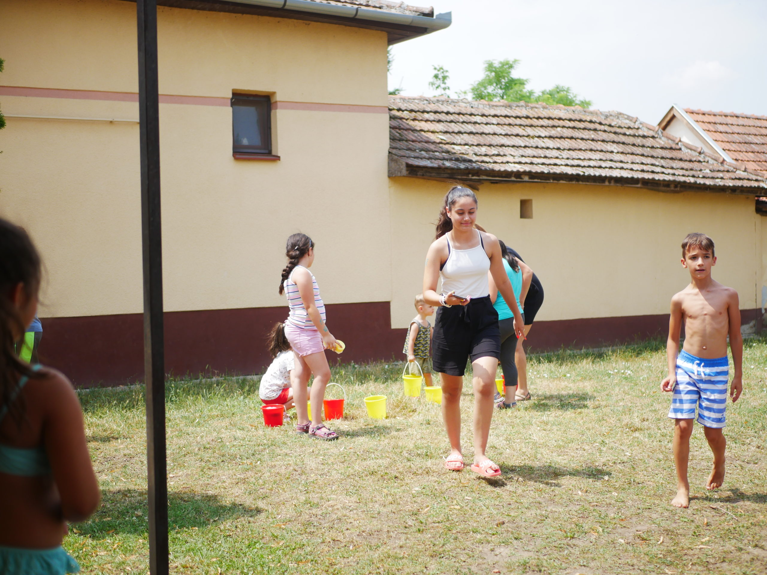Napközis gyerektábor Kétegyházán 10