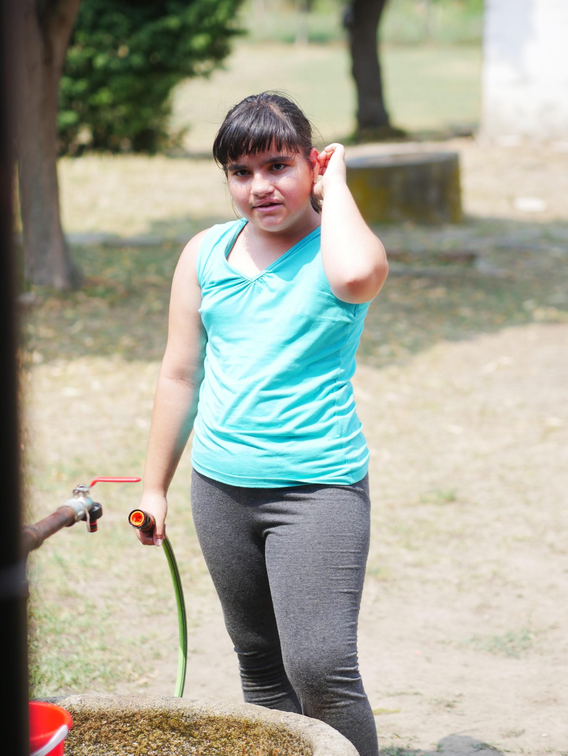 Napközis gyerektábor Kétegyházán 15