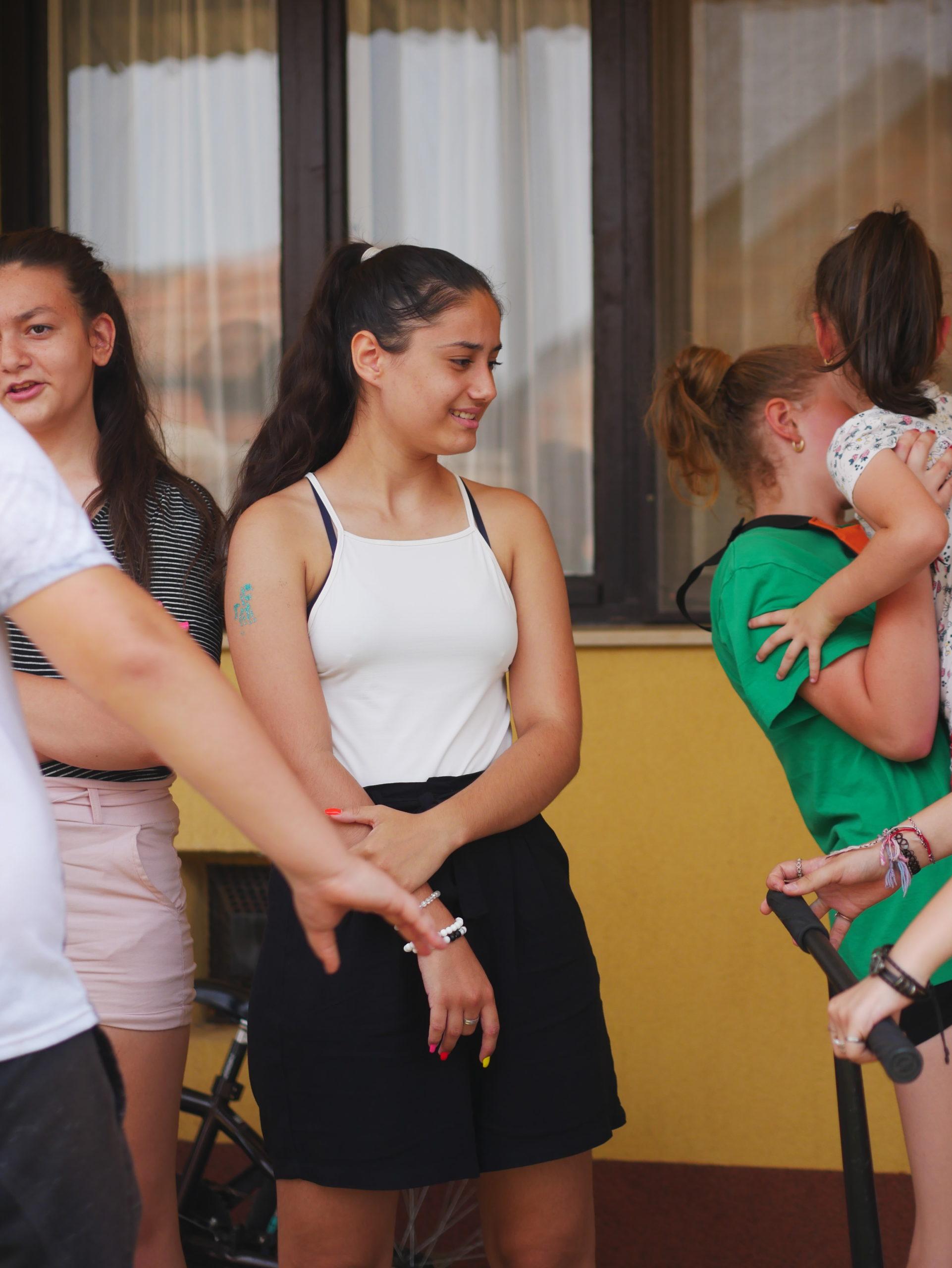 Napközis gyerektábor Kétegyházán 17